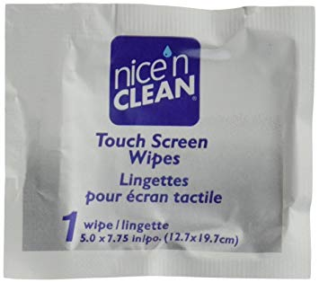 Nice 'n Clean Touchscreen Wipes, 30 Count