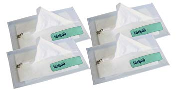 Butipods 4.0 (4-pack) Flexible Wipes Case - TWO (2) 2-packs in a Bundle for a Total of FOUR (4)...