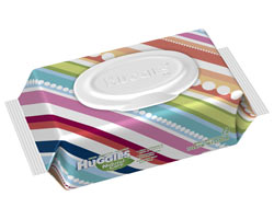 HUGGIES Natural Care Baby Wipes, Fragrance Free, Soft Pack, 72-Count (Pack of 4) Product Shot