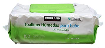 Kirkland Premium Baby Wipes - 100 Count